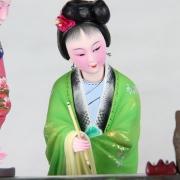 【收藏品系列】惜春作画